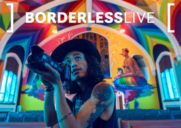 BorderlessLive, the festival for influencer market