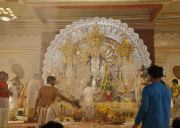 Durga Puja celebrations across India