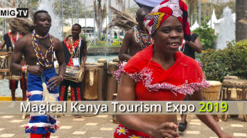 Highlights of Magical Kenya Tourism Expo 2019