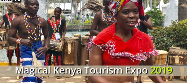 Magical Kenya Tourism Expo 2019