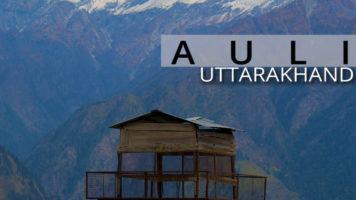 PARADISE OF UTTARAKHAND   AULI