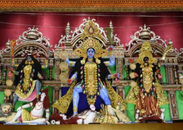 Kali Puja au Bengale