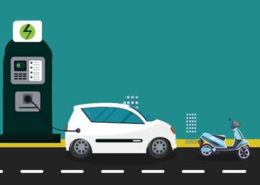 Les véhicules électriques en Inde