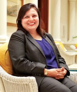 Seema Roy, Area managing director for South Asia, Middle East & Africa at Preferred Hotels & Resorts