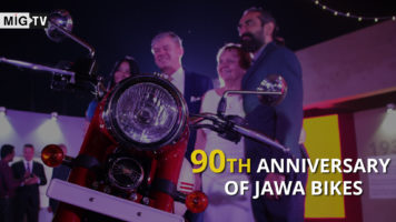 90th Anniversary of JAWA Bikes | Jawa Bike Launch