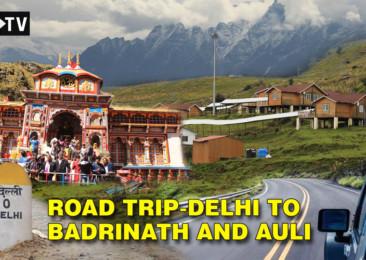 Road trip Delhi to Badrinath and Auli | Badrinath by road (2019)