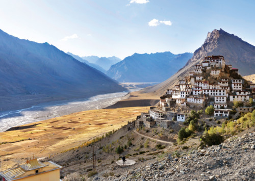 Spiti valley: exploring along the lap of Himalayas