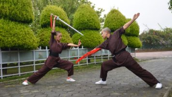 Kung Fu nuns to the rescue