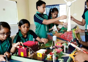 Indian schools adopt new business training programmes