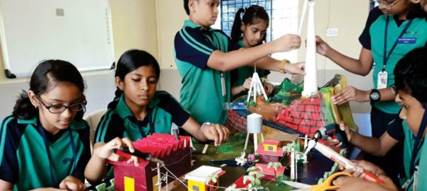 Kautilya Vidyalaya selected to set up Atal Tinkering Laboratory