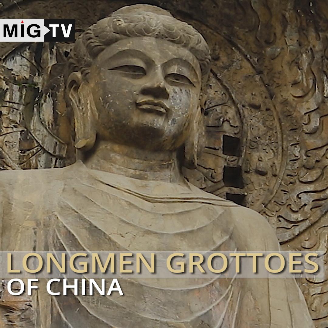 Longmen Grottoes of China