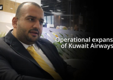 Operational expansion of Kuwait Airways