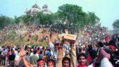 Ram temple dispute: a timeline