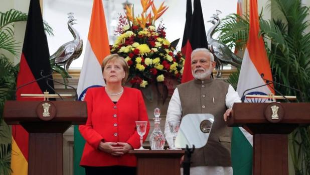 german-chancellor-angela-merkel-visits-india_