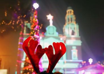 Delhi's Christmas celebrations