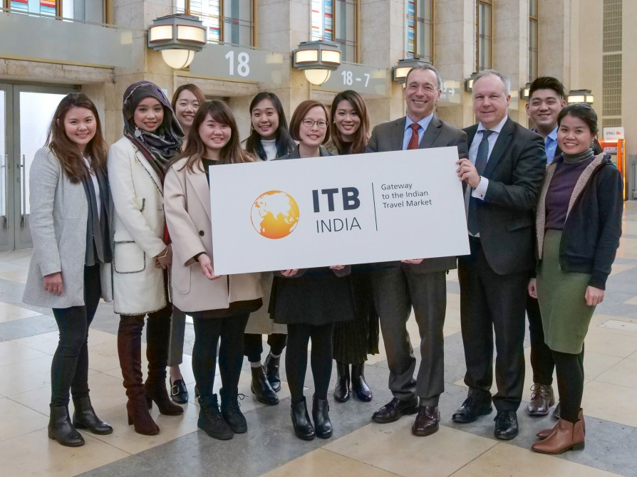 ITB India launch announcement