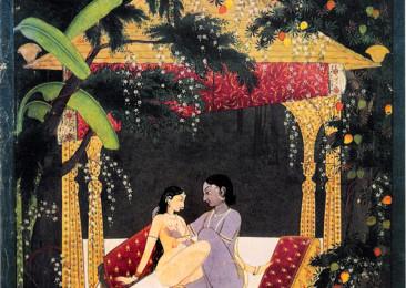A chronicle of Pahari miniature paintings