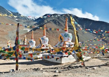 Spiti valley: the many shades of paradise