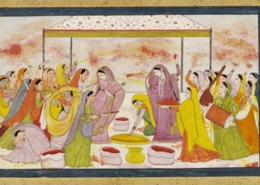 A chronicle of Pahari miniature paintings