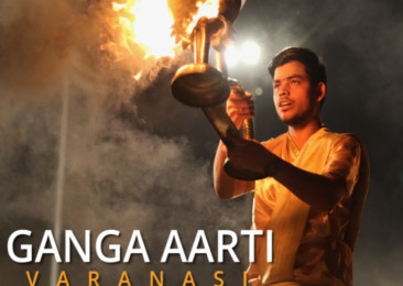 Ganga Aarti in Varanasi!