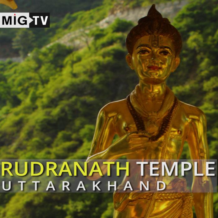 Rudranath temple, Uttarakhad