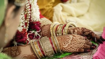 Unique wedding rituals practised in India