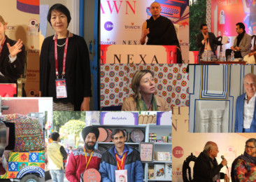A wrap up of the 13th edition of Jaipur Literature Festival
