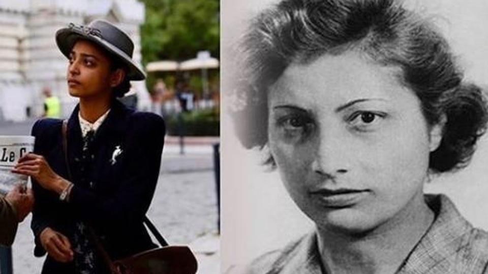 Radhika Apte plays WWII British spy Noor Inayat Khan (Picture courtesy: radhikaofficial/instagram)