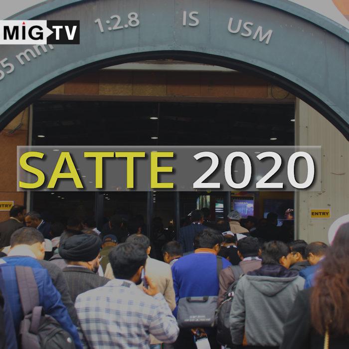 Video report of SATTE 2020