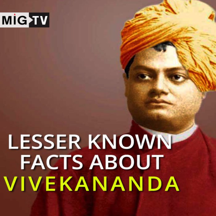 Lesser known facts about Vivekananda