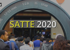 Video report of SATTE 2020
