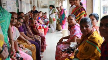 Blind healthcare schemes in India