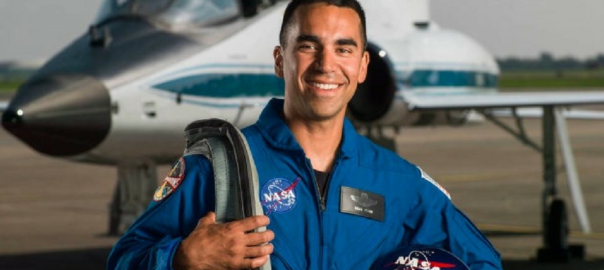 Chari becomes the third Indian-Amrican astronaut to join NASA (image courtesy: Huffington Post)