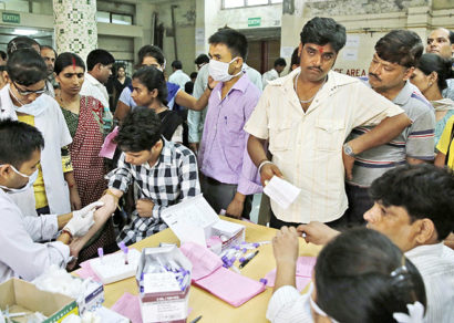 Healthcare in India needs urgent injection of funds