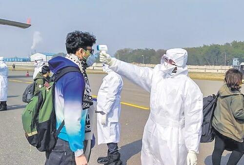 Coronavirus scare: Masking the nation