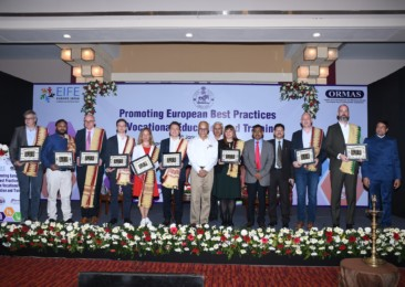 EIFE and ORMAS organise EU-India workshop on skill development in Odisha