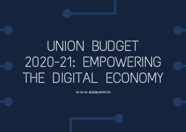 Union Budget 2020-21: Empowering the Digital Economy