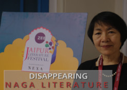 Disappearing Naga Literature