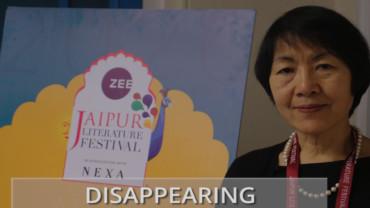 Disappearing Naga Literature