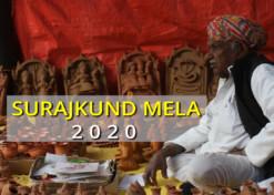 34th International SurajKund Crafts Mela 2020