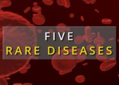 Five rare diseases