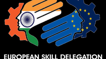 European skill delegates brought to India by EIFE