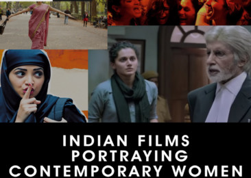 Films portraying contemporary women
