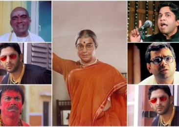 Bollywood's evergreen comic characters