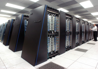 The supercomputer scene in India