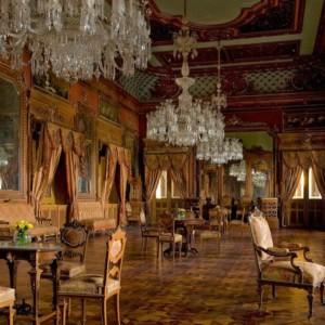 Top five palace hotels in India