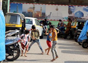 Mumbai moments in lockdown