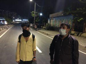 migrant workers in mumbai