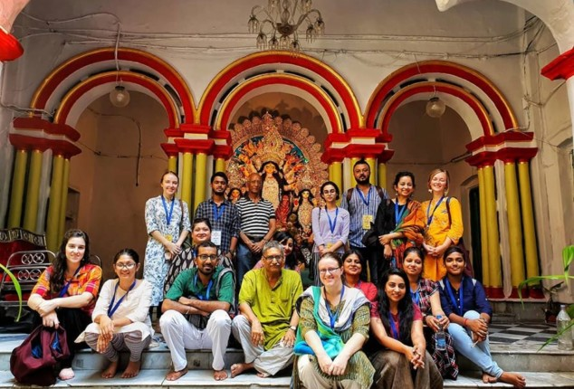 Covid redefines heritage walks in Kolkata