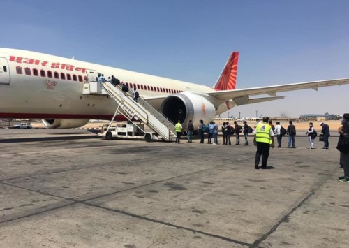 Vande Bharat Mission leads to dogfights in the skies